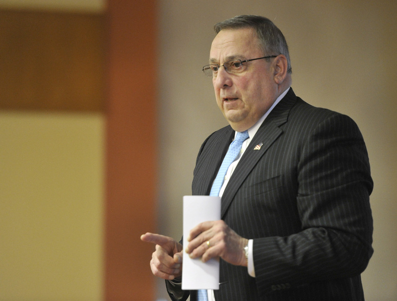 Maine Gov. Paul LePage has proposed several welfare reform bills.