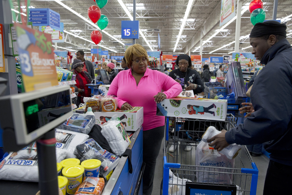 Walmart has rolled out an online tool that allows shoppers to compare its prices on 80,000 food and household products to those of its competitors.