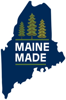 "The former Beam plant will be renamed Boston Brands of Maine. Brands to be transferred from other Sazerac facilities for bottling and sale in Maine include Canadian LTD, Fleischmann's Vodka and Fleischmann's Blended Whiskey. The bottles will be marked with ""Maine Made"" stickers, pictured above."