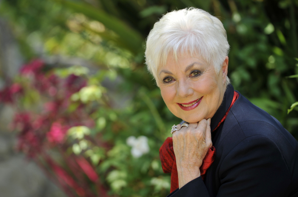 Shirley Jones wants to mark her 80th birthday with a high-flying adventure. She says she plans to go skydiving Monday.