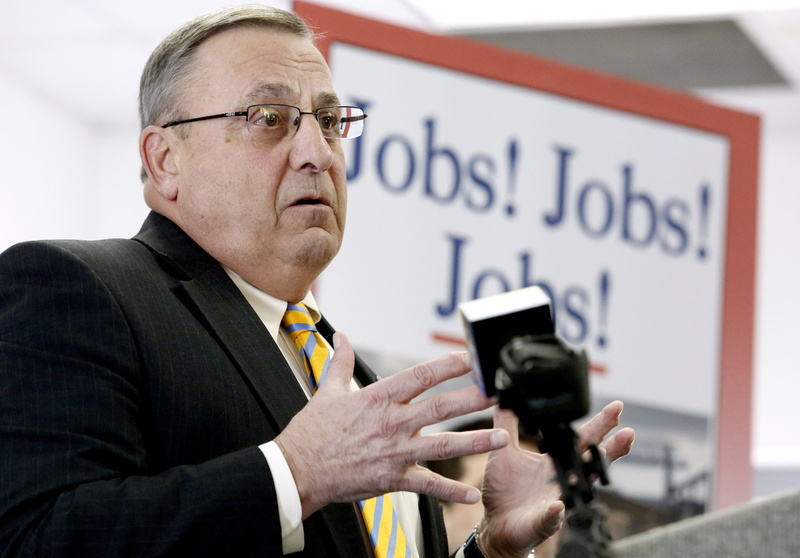 A controversial component of Gov. LePage's plan to attract manufacturers to Maine would violate federal law, labor unions say. But administration officials say it's not true, and 'right-to-work' zones would survive a legal challenge.