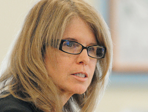Department of Health and Human Service Commissioner Mary Mayhew