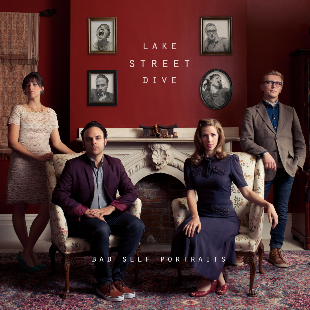 "Lake Street Dive's latest album, released in February, is ""Bad Self Portraits."""