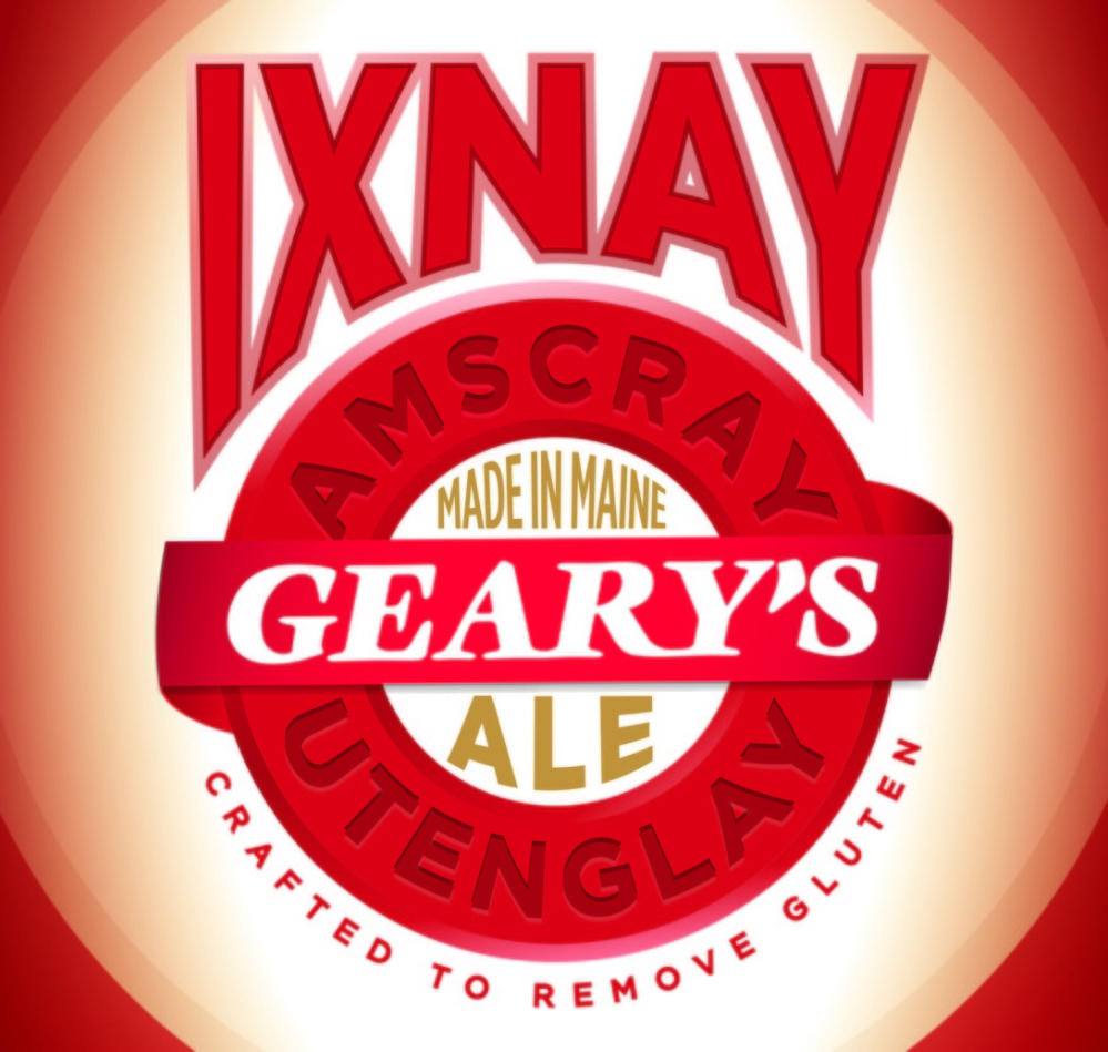 Geary's Ixnay Ale is 4.7 percent ABV, and with its light flavor would be a great beer for summer.
