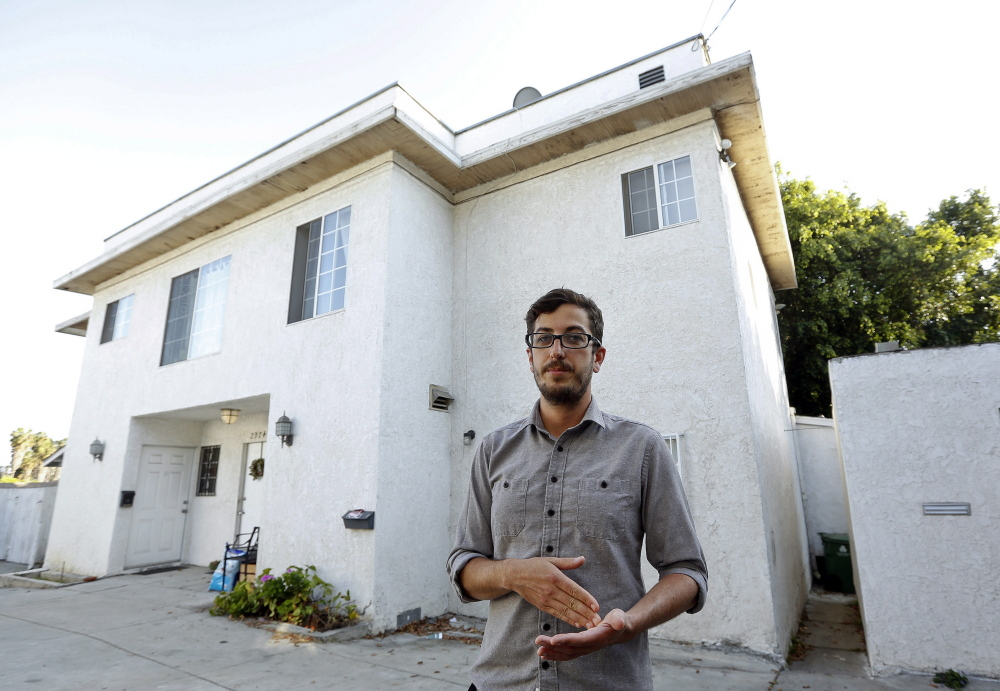 Marc Caswell recently moved from San Francisco to Los Angeles, as rising rents in San Francisco convinced him to relocate. Nationwide, the trend of rents rising faster than tenant incomes is likely to have a dampening effect on the overall economy.