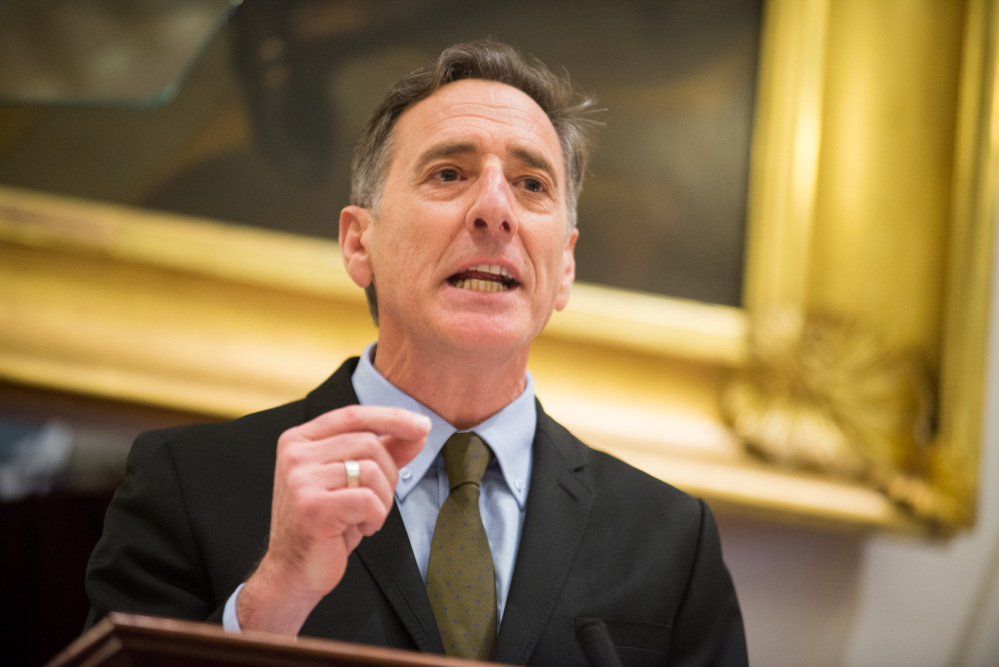 Vermont Gov. Peter Shumlin announced an emergency order Thursday that would make it harder for physicians to prescribe a new class of drugs that includes Zohydro.