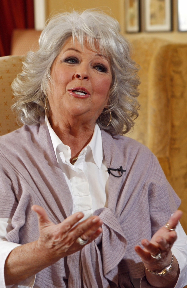 Celebrity cook Paula Deen is still feeling the effects of her admission that she had used racial slurs in the past.
