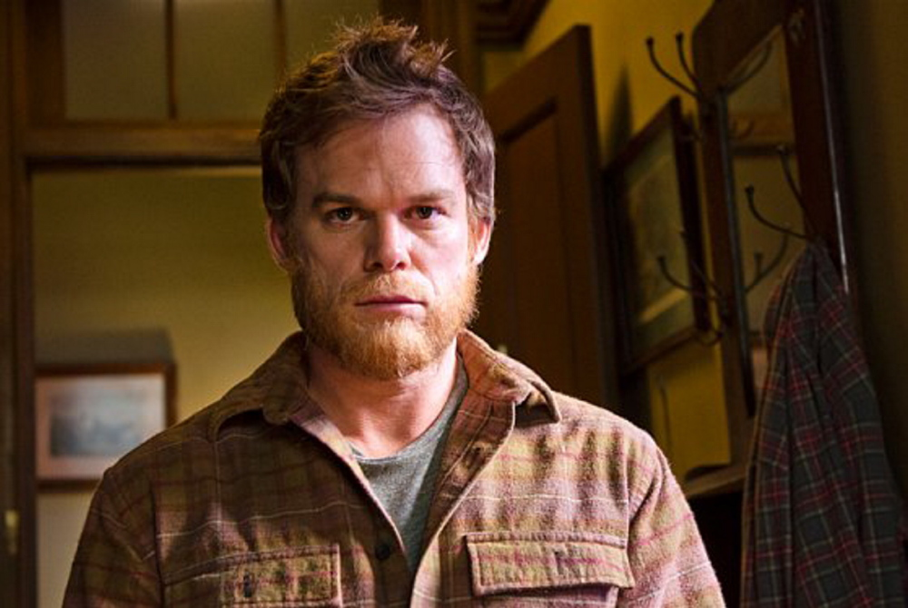 "Michael C. Hall as Dexter Morgan in a scene from the finale of ""Dexter."""