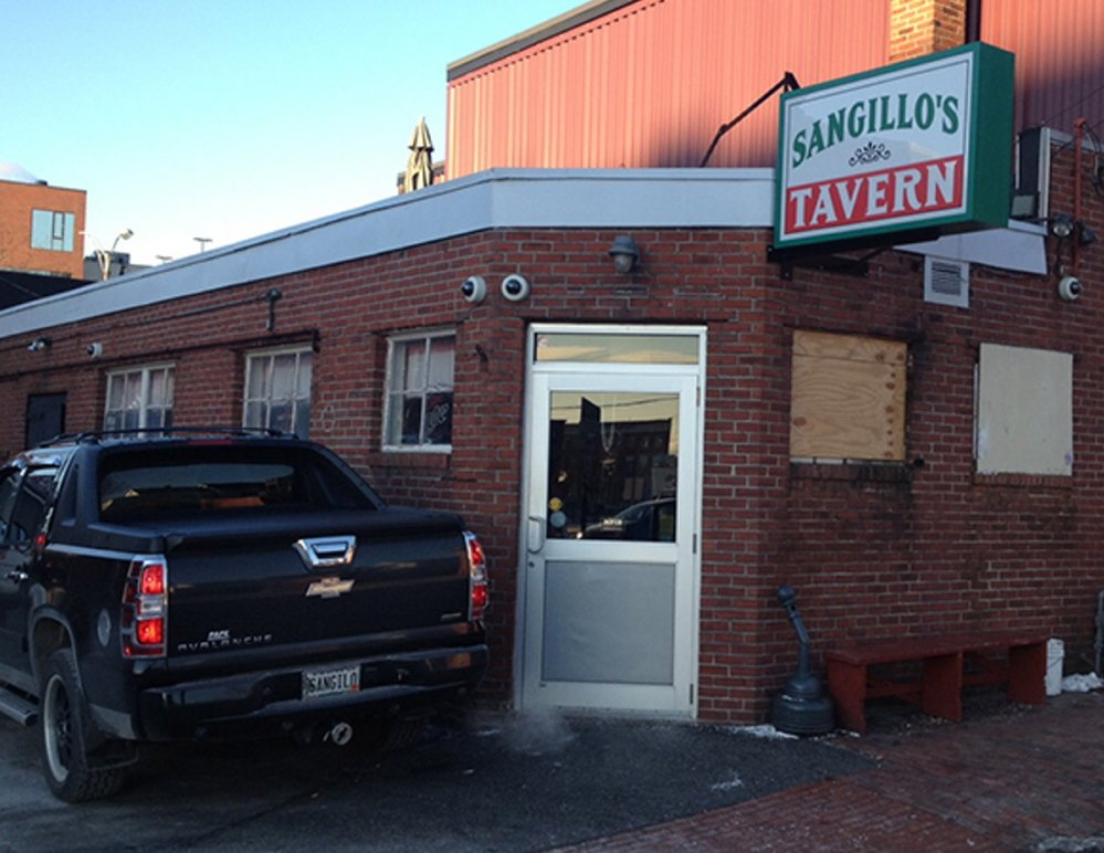 A lawyer for Sangillo's Tavern in Portland says the owners will appeal the decision to the state.
