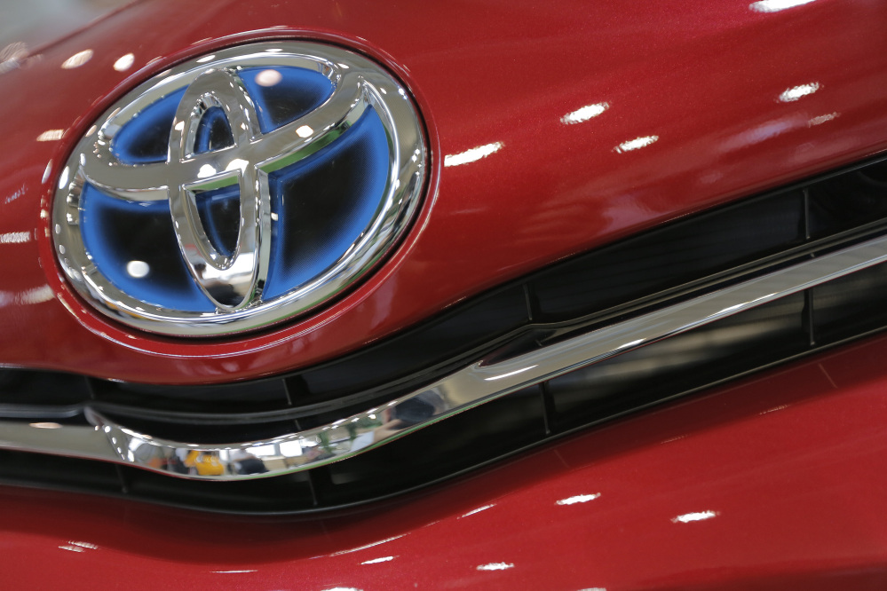 Toyota also says it will call back an additional 472,500 vehicles in the U.S. to fix an issue with the front seats.