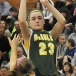 Allie Clement worked so hard over the years to master the pull-up jumper, to her benefit and McAuley High's.