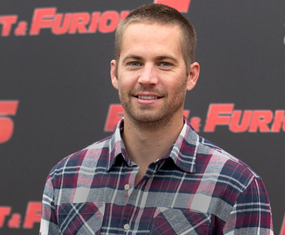 "Paul Walker was killed in a car crash Nov. 30 while making ""Fast & Furious 7."""