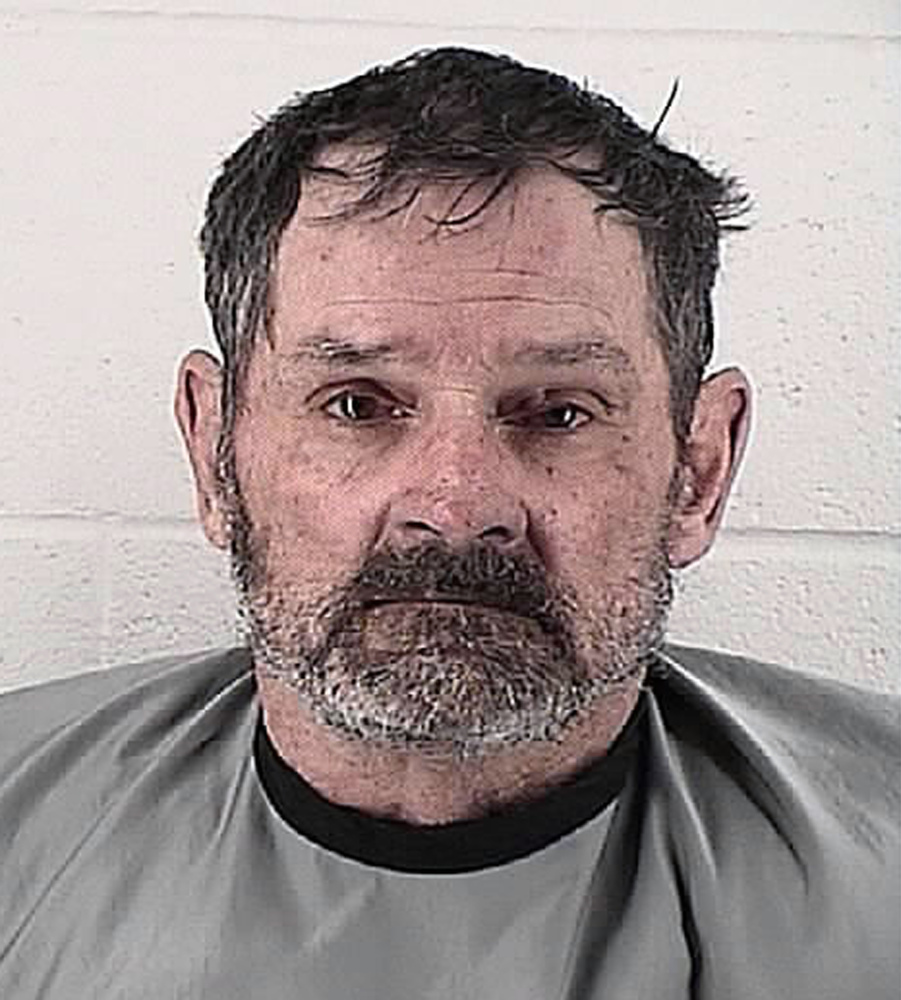In this photo provided by the Johnson County, Kan., Sheriff is Frazier Glenn Cross, a 73-year-old Vietnam War veteran from southwest Missouri, founder of the Carolina Knights of the Ku Klux Klan in his native North Carolina and later the White Patriot Party.