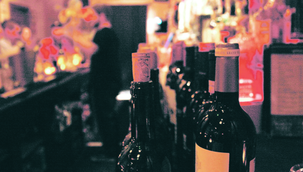 The North Point boasts some of the best happy hour specials in town: $4 glasses of wine and $3 drafts from 4 to 6 p.m. Monday to Friday. On Monday nights all wine bottles are half-price from 6 p.m. to midnight.