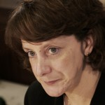 Finance and administration Vice Chancellor Rebecca Wyke