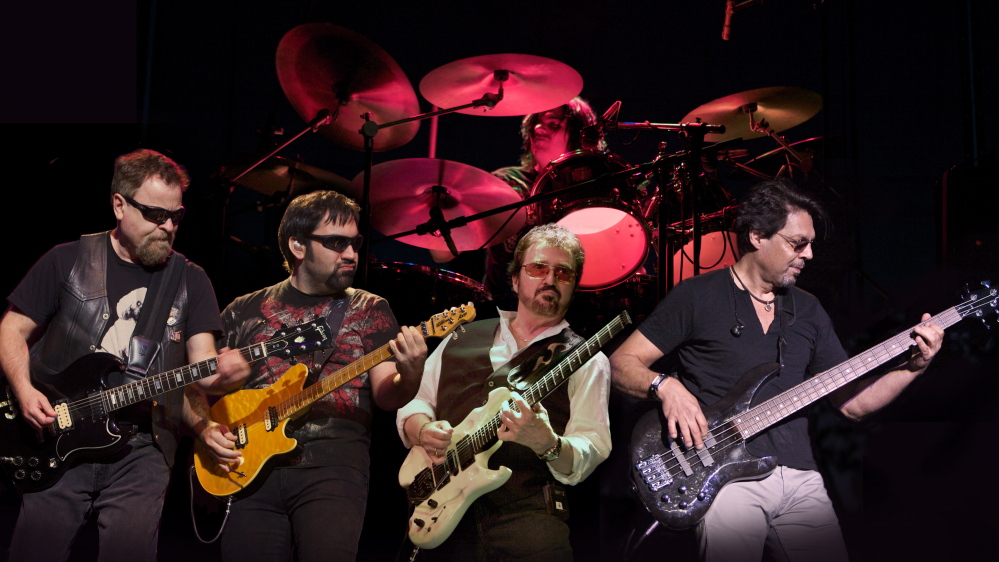 Blue Oyster Cult will rock Asylum in Portland on Saturday.