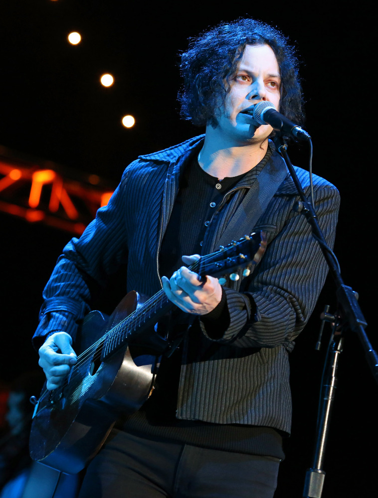 """Jack White calls his latest """"the world's fastest-released record."""" His new song for fans was available less than four hours after he played it."""