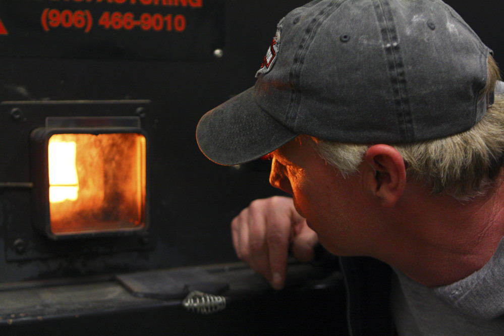 ... schools, other facilities slash heating bills with stimulus project
