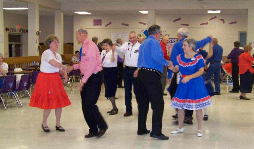 Central Maine Square Dance Club will hold a workshop Tuesday in Fairfield.