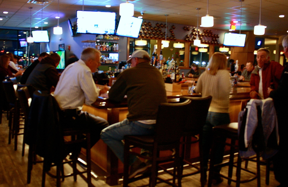 Daily drink specials include $4 glasses of wine and $3 draft beers from 3 to 6 p.m.