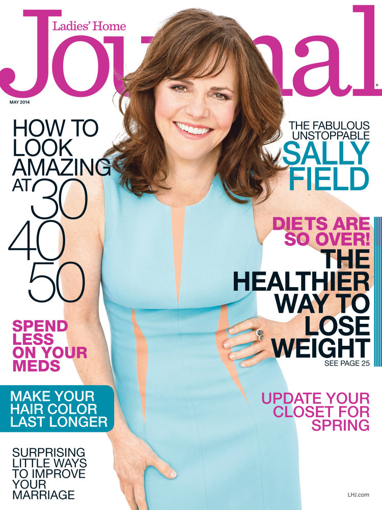 Sally Field is on the cover of the May 2014 issue of Ladies' Home Journal. Meredith Corp. is ending subscription service for one the nation's oldest women's magazines.