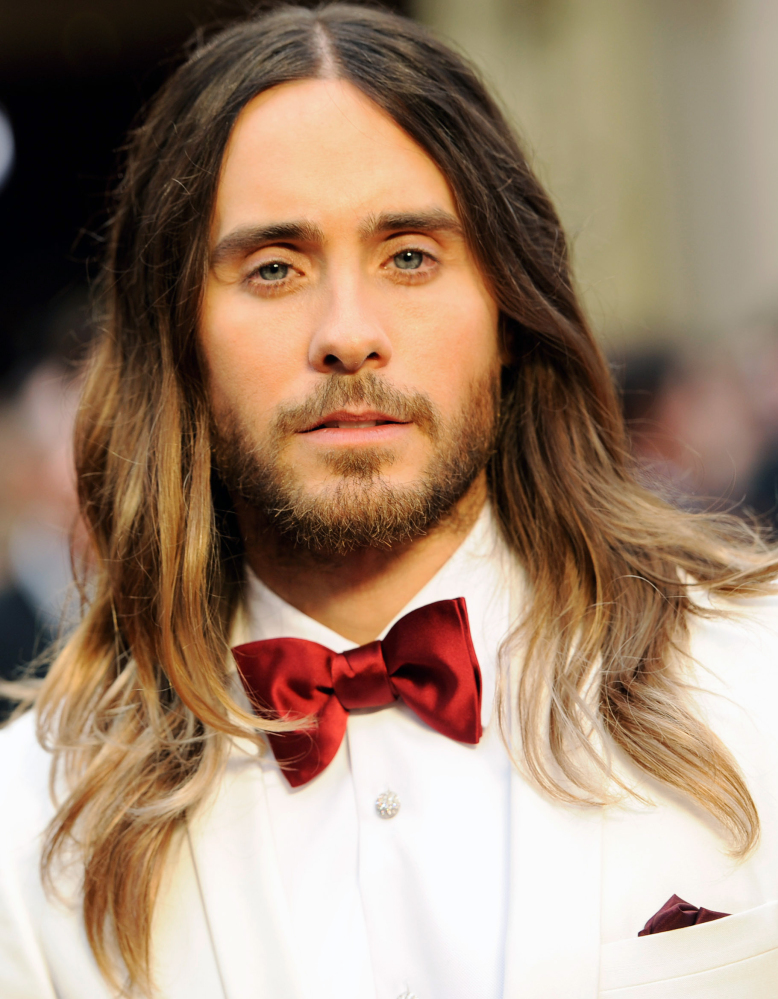 """Jared Leto has a renewed interest in acting after his success with """"Buyers Club."""""""