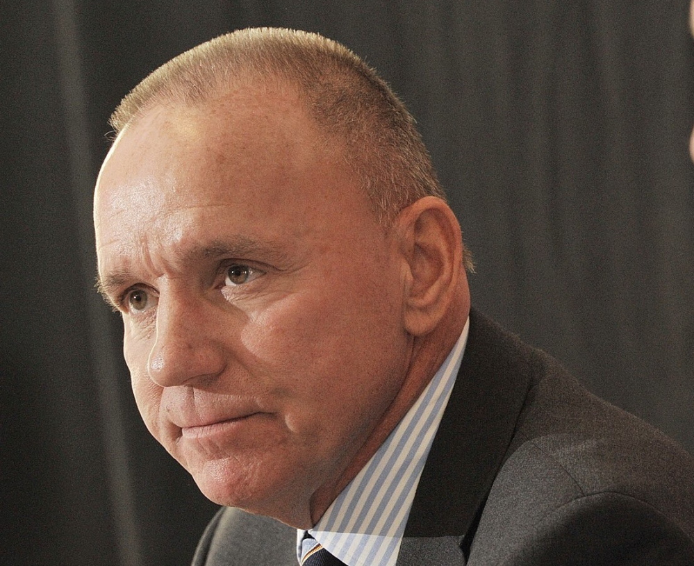 Departing CEO Brian Petrovek is praised for attracting the AHL all-star game to Portland and for his civic work.