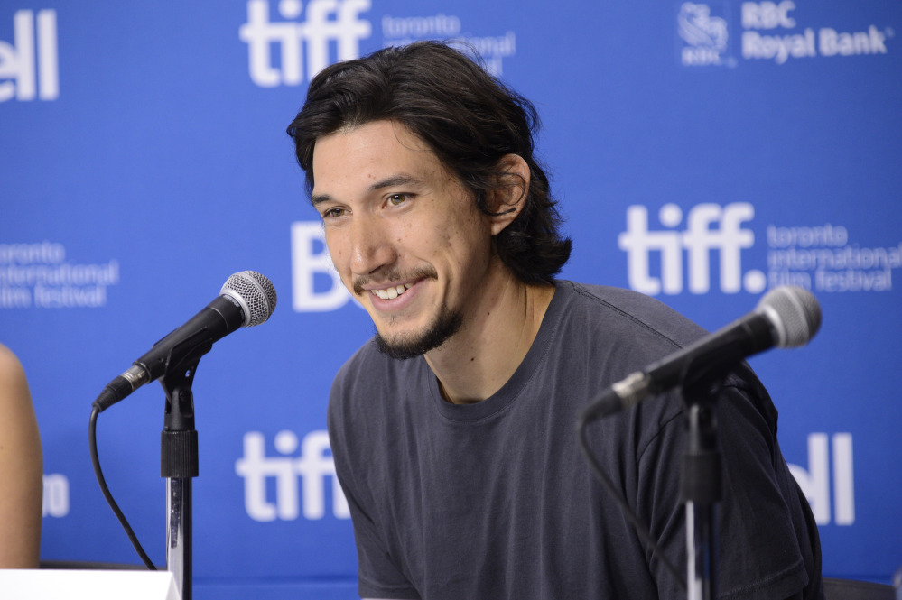 """Adam Driver will be joining the cast of """"Star Wars: Episode VII."""""""