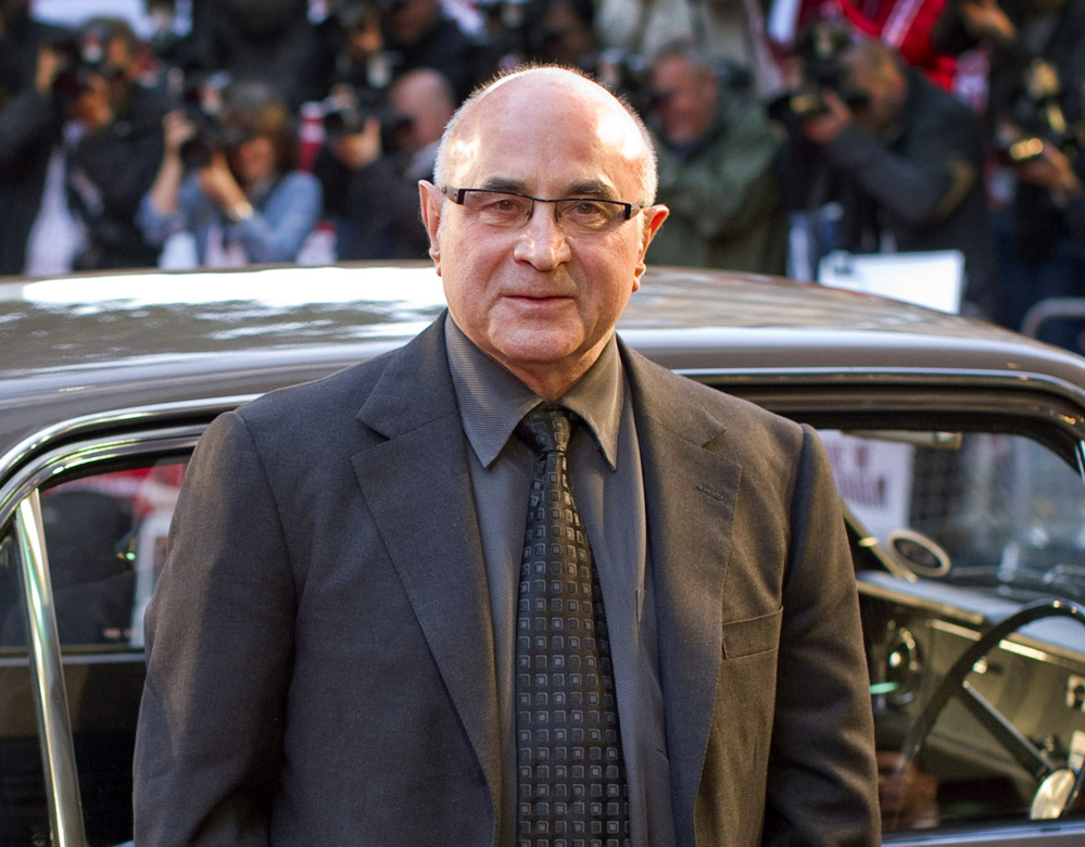 "Actor Bob Hoskins arrives in 2010 for the world premiere of ""Made in Dagenham"" in London. In 2012 he announced that he had been diagnosed with Parkinson's disease and was retiring from acting."