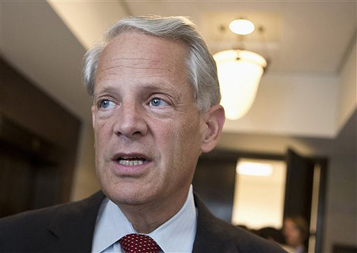 Rep. Steve Israel, D-N.Y., says the Democratic Congressional Campaign Committee's fundraising has been successful