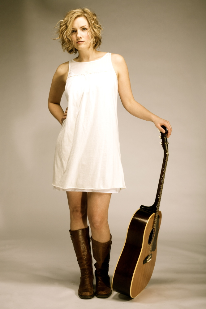 Singer-songwriter Katie Herzig is at Port City Music Hall in Portland on Friday.