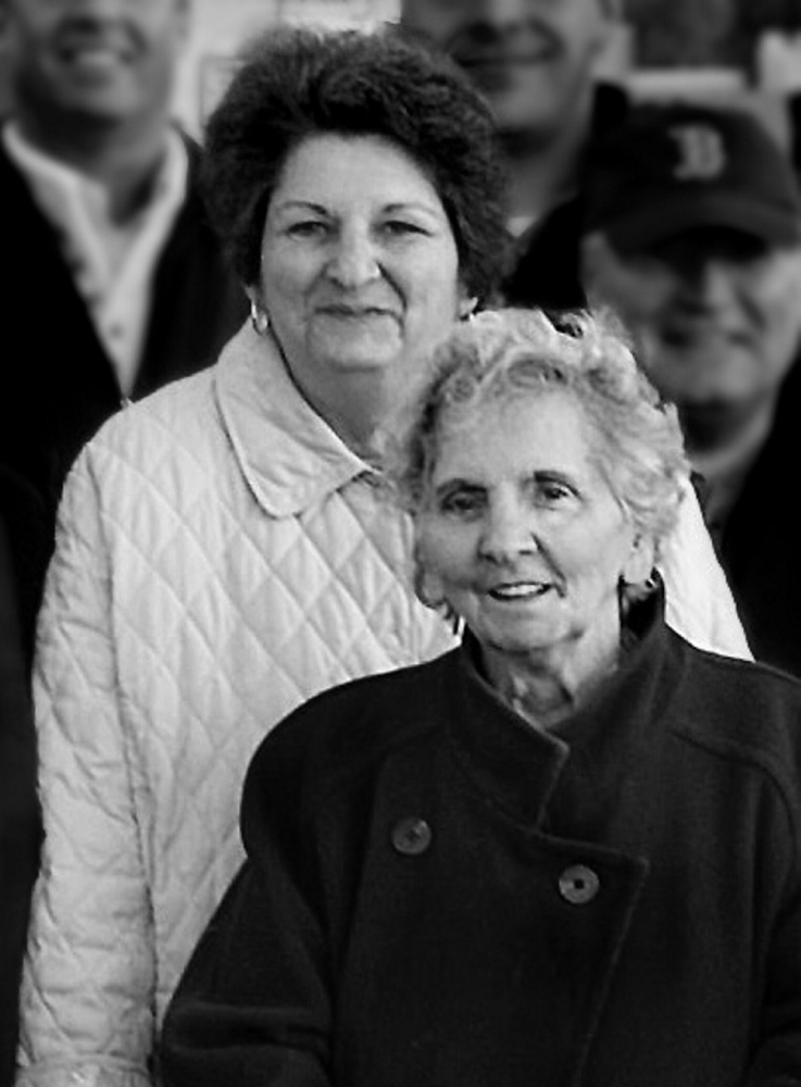 "Dolores ""Dolly"" Carmela Dearborn, 53, back, and her mother, Camilla Dearborn, 88, died in Portland last week."