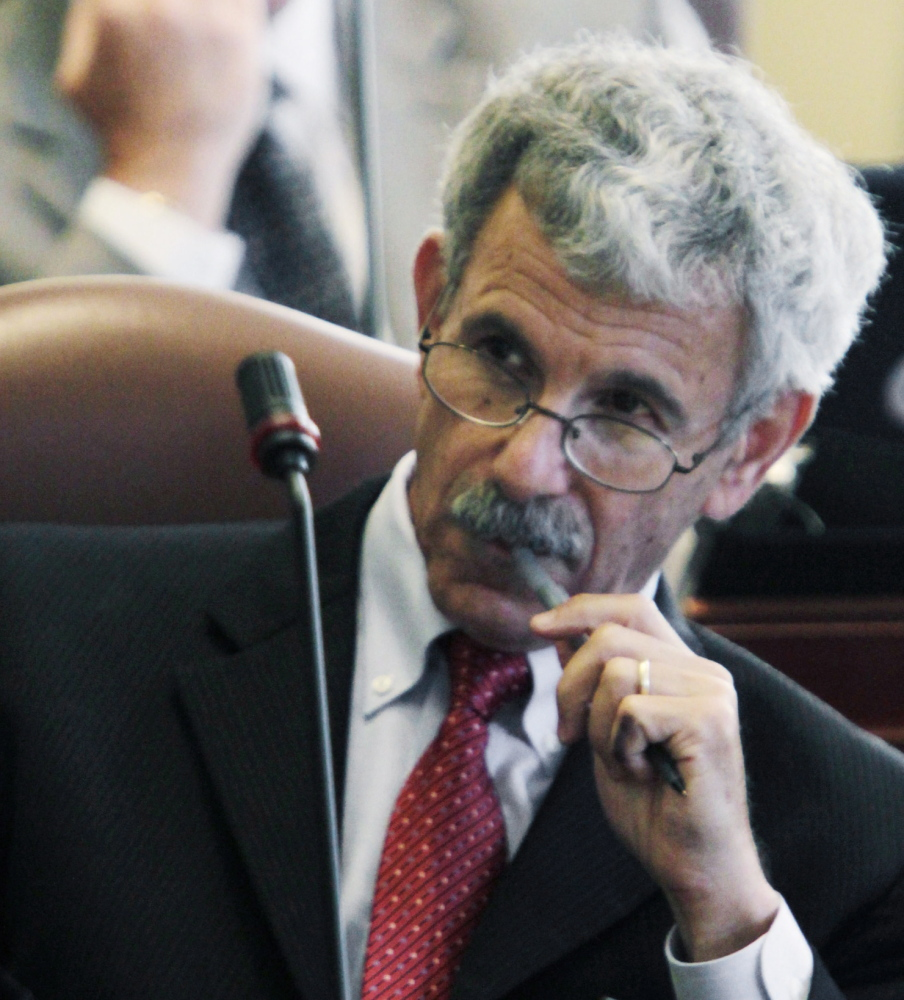 Sen. Roger Katz said he believes that CDC officials altered the grant process, then covered the tracks by destroying old documents showing application scoring.