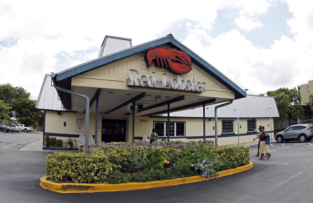 The Red Lobster restaurant chain has been sold to investment firm Golden Gate Capital in a $2.1 billion cash deal.