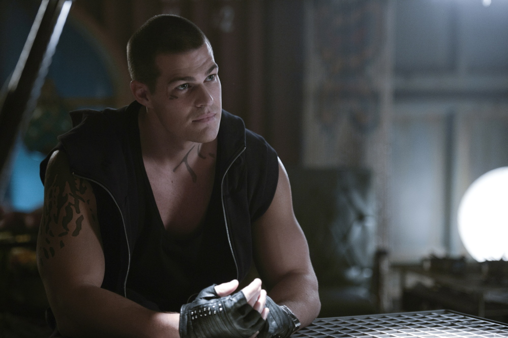 """Greg Finley as Drake, a hotheaded teenage alien with a soft spot in the CW series """"Star-Crossed."""" He was disappointed when the series was canceled after a brief run. """"I could have played that role for a long time,"""" he said."""