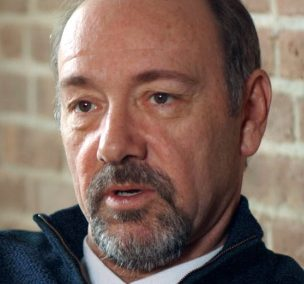 Kevin Spacey in a still from his new documentary
