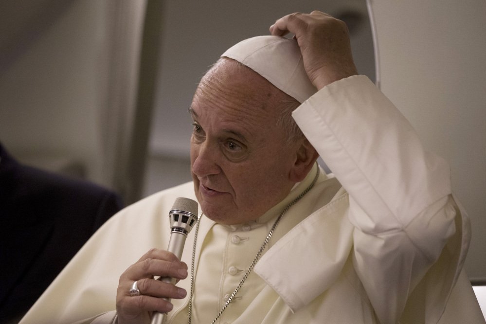 Pope Francis will meet with a group of clergy sex-abuse victims early next month at the Vatican.
