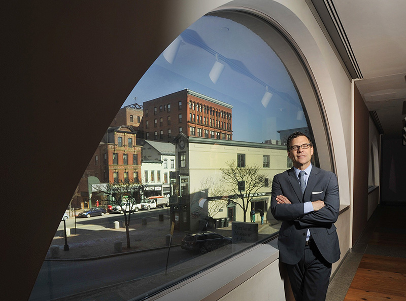 Portland Museum of Art director Mark Bessire has stated the museum needs more public space to hold events. A reader who 'gets transported out of myself' at the PMA wants to keep the art focus front and center.