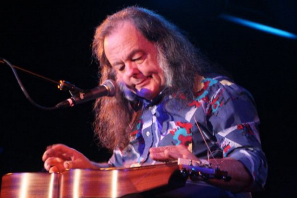Courtesy photo   Multi-instrumentalist David Lindley is at the Opera House at Boothbay Harbor on Wednesday.