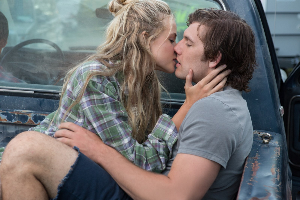 "Universal Pictures   Gabriella Wilde and Alex Pettyferis in ""Endless Love."""