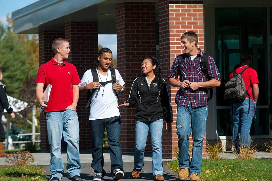Students at Thomas College are benefiting from lower tuition rates because of natural gas service provided by Summit Natural Gas of Maine.