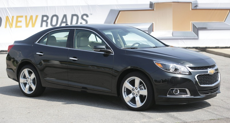 General Motors is recalling more than 140,000 2014 Chevrolet Malibus to fix a problem with the power-assisted brakes. The recall affects models with 2.5-liter four-cylinder engines and stop-start technology that shuts off the engine at red lights.
