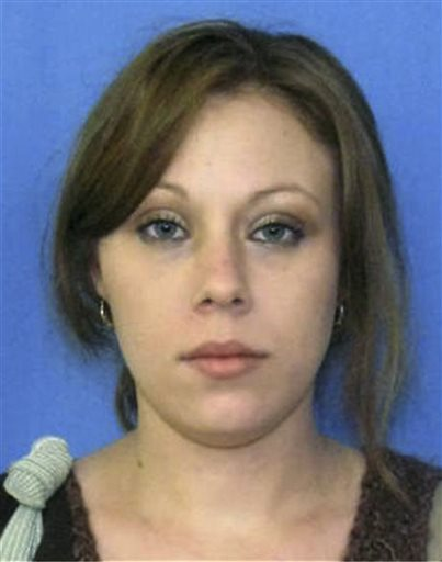 This undated photo released by the Vernon, Conn., Police Department shows Jackie Morris. Police say Morris didn't have custody of her three children. Morris' relatives told officials that she had a history of mental illness.