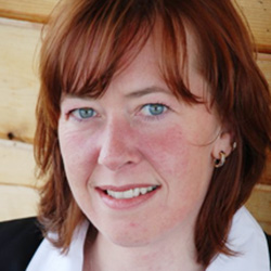 Susan Morissette, in a photo posted on the Maine Republican Party website.