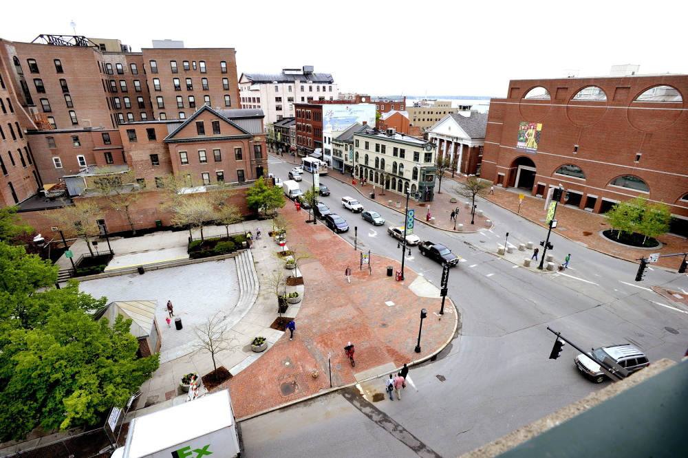 Portland needs to have a constructive dialogue defining the city's housing, education and transit needs, but all the attention is going to a referendum campaign that has stirred groundless fears that Portland's public parks will be sold for development. 2013 Press Herald File Photo/John Patriquin