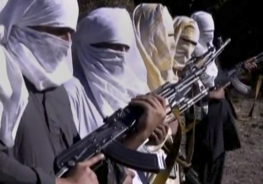 Taliban fighters undergo training in the South Waziristan tribal region in 2011. Some experts say it is not clear that the Taliban members exchanged for Sgt. Bowe Bergdahl will have much of an impact on the Taliban's effectiveness. Reuters