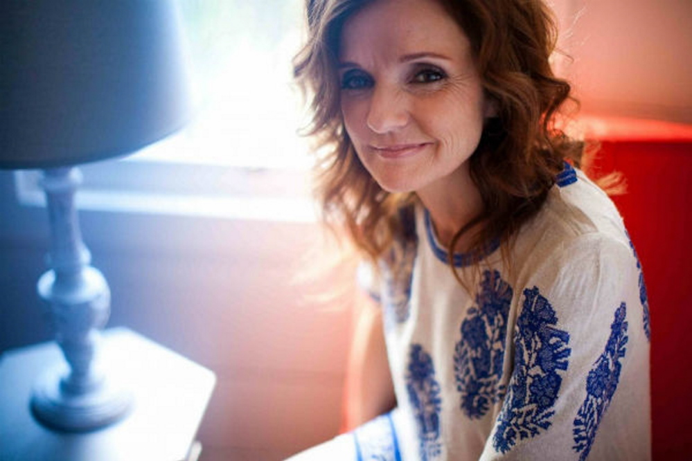 Singer-songwriter Patty Griffin performs at the State Theatre in Portland on June 15. Courtesy photo