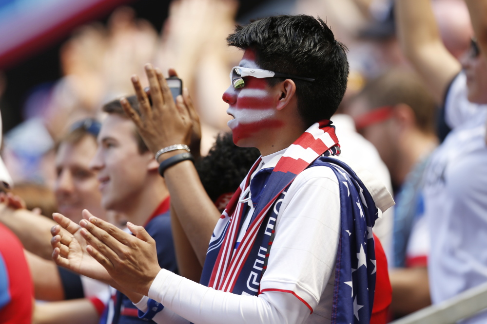 Soccer drew virtually no notice in the U.S. before the 1994 World Cup. Now there's a fan base and some World Cup success, but nothing like the rest of the world. The Associated Press