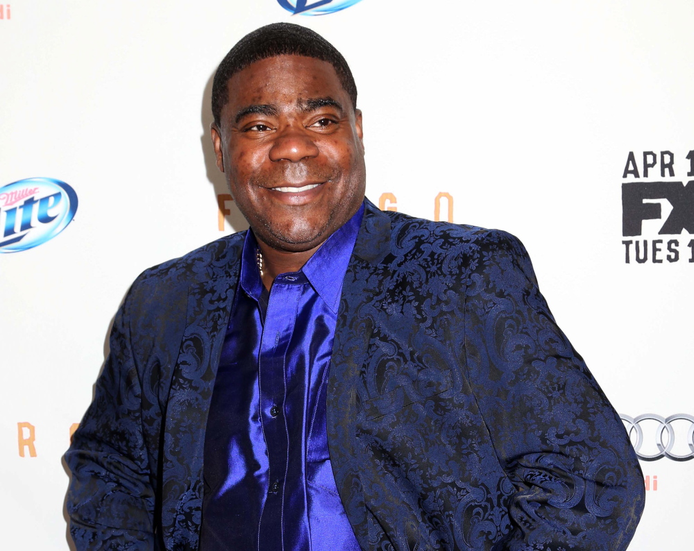 The Associated Press Tracy Morgan remains in critical condition at a hospital in New Brunswick, N.J., Sunday following a multivehicle crash on the NJ Turnpike Saturday morning.