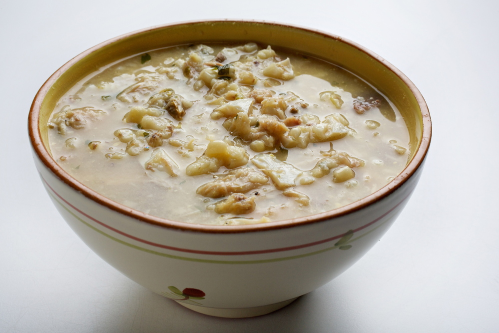 Chicken Corn Soup is especially good when made with fresh corn, right out of the field or cut from the cob and frozen.